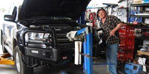 motor vehicle repairs
